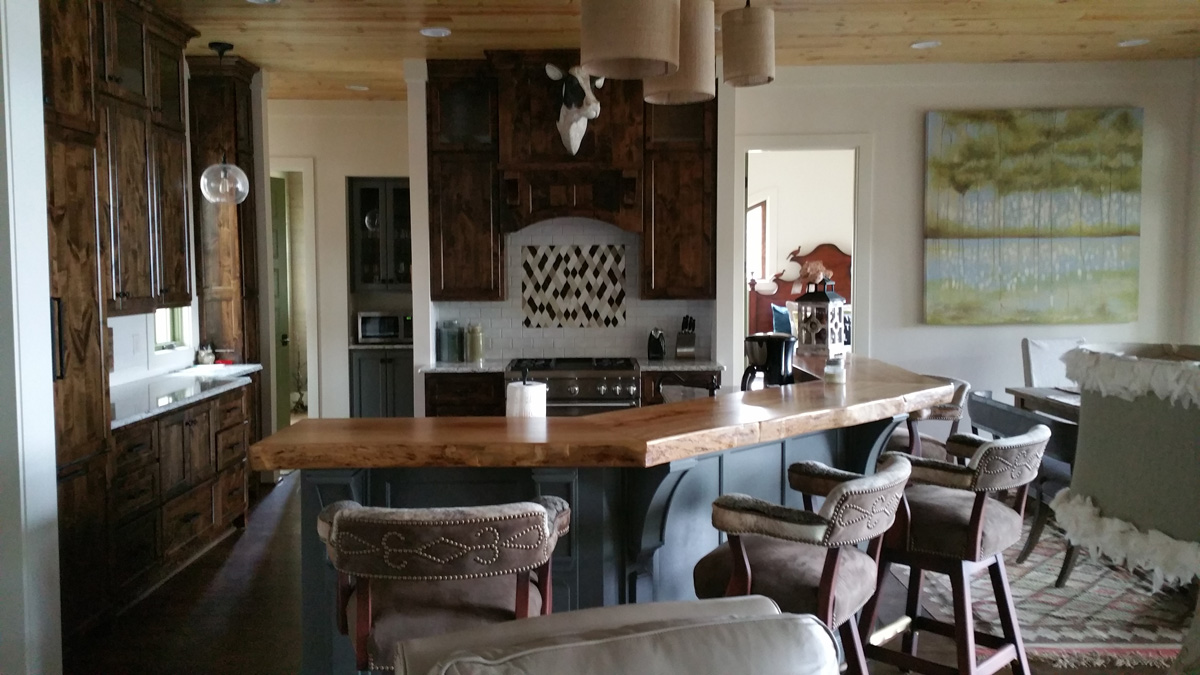 Lake Martin Kitchen