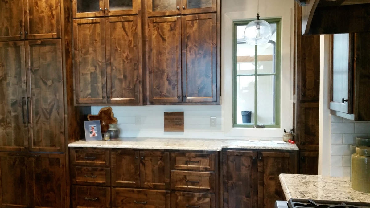 Lake Martin Kitchen Cabinets