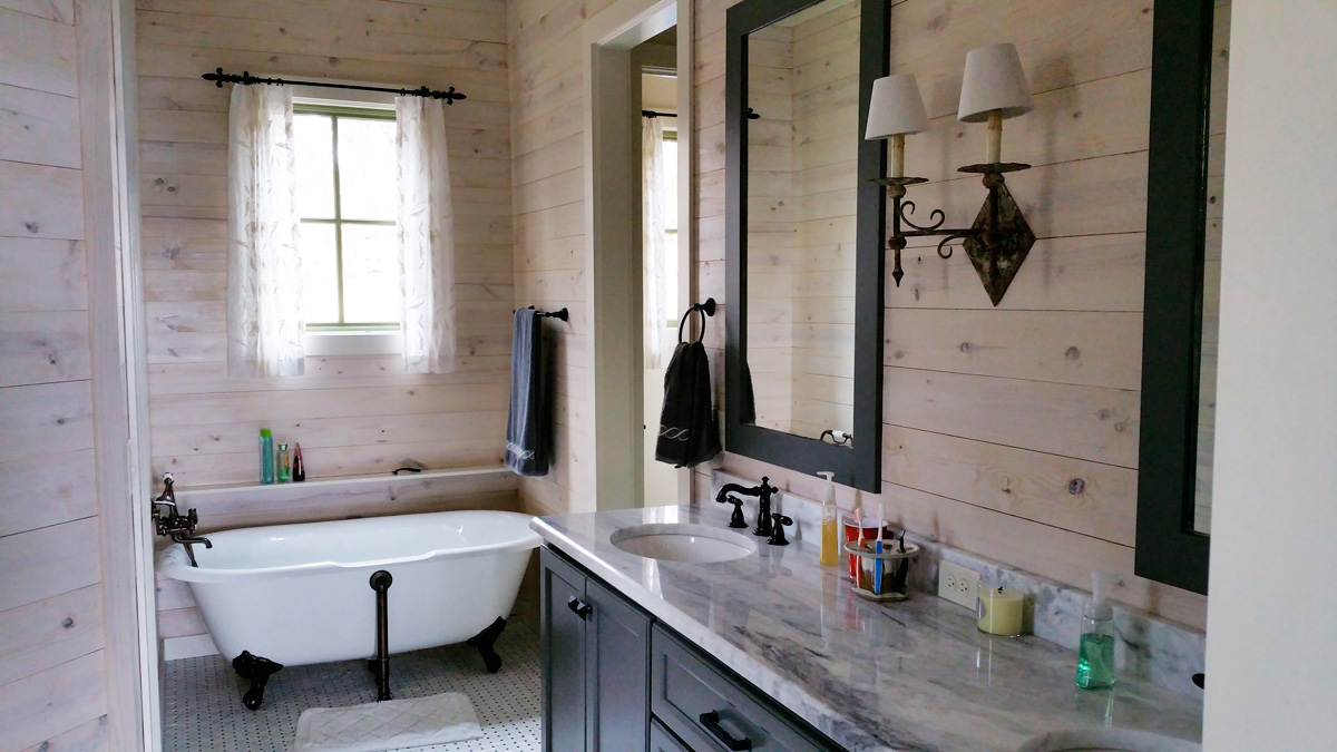 Lake Martin Master Bathroom